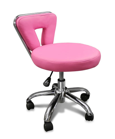 Image of Gulfstream Gulfstream Spider Pedicure Stool Pedicure Stools - ChairsThatGive