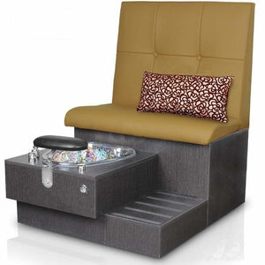 Gulfstream Gulfstream Tiffany Single Bench Spa & Pedicure Chair Pedicure & Spa Chairs - ChairsThatGive