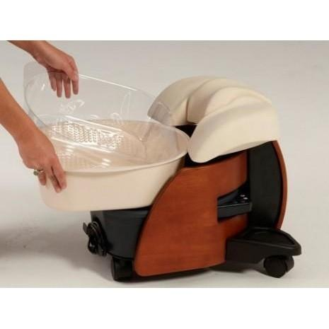 Continuum Continuum Pedicute Standard Portable Spa Package Pedicure & Spa Chairs - ChairsThatGive