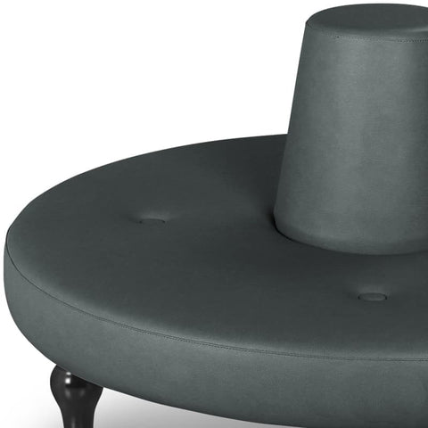 Image of Gulfstream Gulfstream Tuffet Round Waiting Table Customer & Waiting Chairs - ChairsThatGive