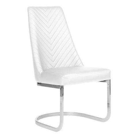 Whale Spa Whale Spa Chevron 8110 Acetone Safe Customer Chair Customer Chair - ChairsThatGive