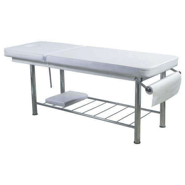 Whale Spa Massage Bed ZD-807, Thick Padding and Adjustable, Chocolate or White