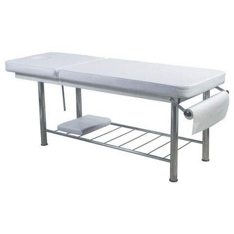 Image of Whale Spa Massage Bed ZD-807, Thick Padding and Adjustable, Chocolate or White