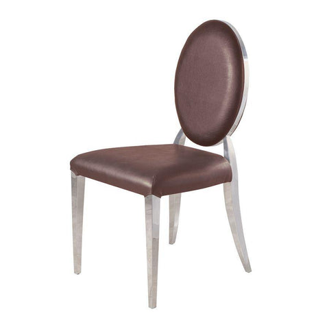 Whale Spa Waiting Chair 8030 - Traditional Style, Sturdy Frame, Synthetic Leather in Five Color Options