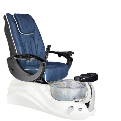 Image of Whale Spa Whale Spa Pedicure Chair Crane with Free Trolley & Tech Stool Pedicure Chair - ChairsThatGive
