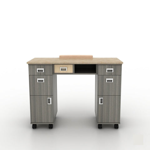 Image of Mayakoba Mayakoba Alera Nail Table Manicure Nail Table - ChairsThatGive