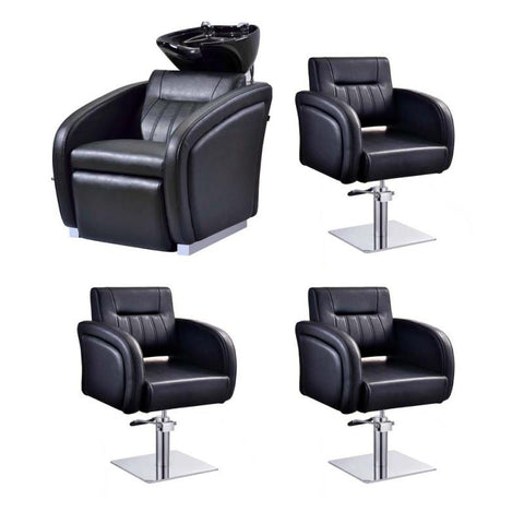 Dream In Reality DIR Anode Salon Package Hair Salon Package - ChairsThatGive