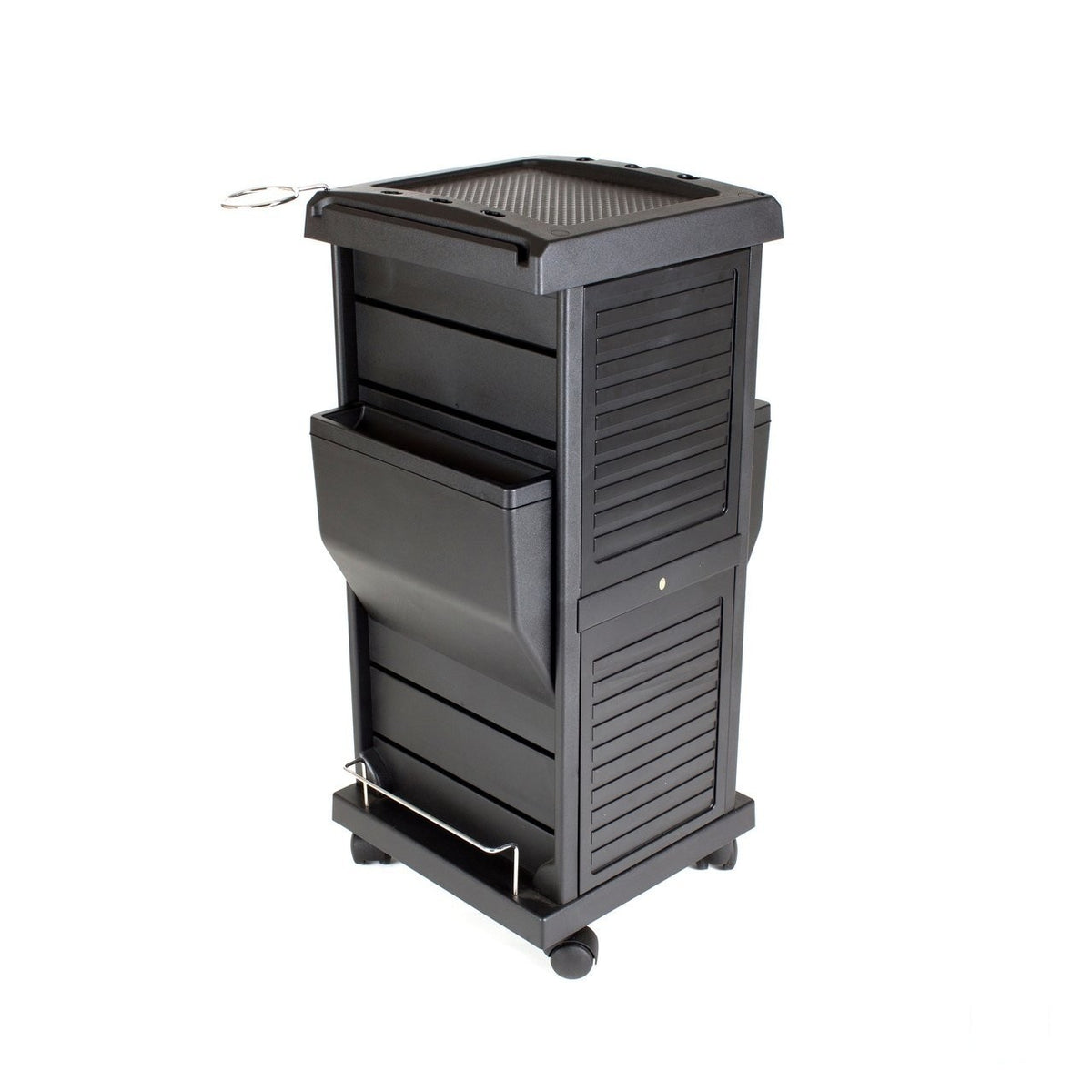 Berkeley Berkeley Claire Lockable Salon Trolley Work Station - ChairsThatGive