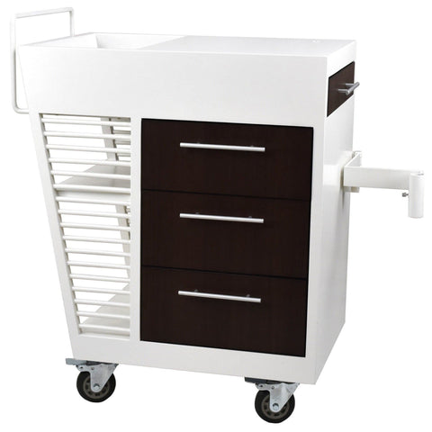 Touch America Touch America  Concierge Service Cart Accessory Cart - ChairsThatGive
