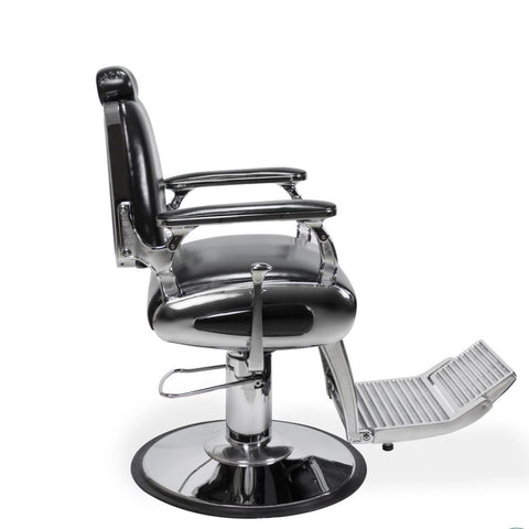 Image of Berkeley Berkeley Delano Barber Chair Barber Chairs - ChairsThatGive