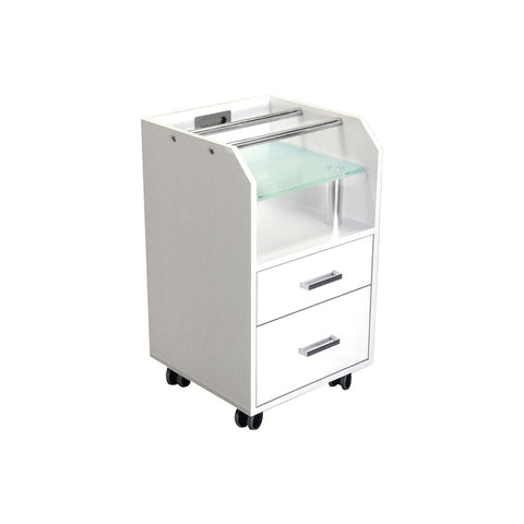 Image of Dermalogic Dermalogic Glasglow Pedicure Trolley Work Station - ChairsThatGive