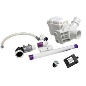 J&A J&A Discharge Pump with Timer Pedicure Chair Accessories - ChairsThatGive