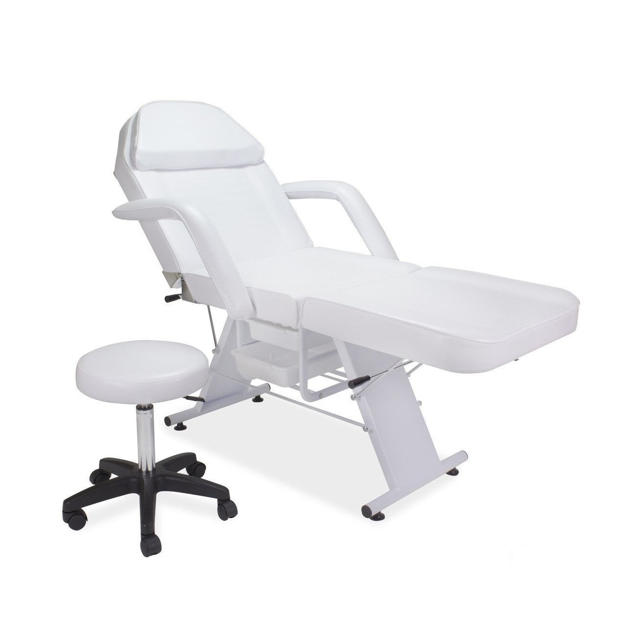 Dermalogic Dermalogic Parker Facial Bed & Stool Facial Chairs - ChairsThatGive