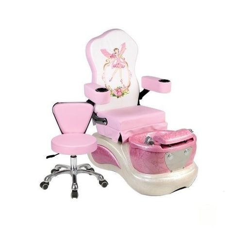 Mayakoba Mayakoba Pink Pixie Kids Pedicure Spa Pedicure & Spa Chairs - ChairsThatGive