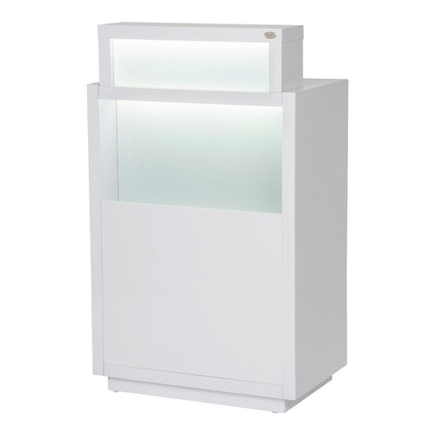 Image of DIR Orsacchiotto Reception Desk with LED Lighting