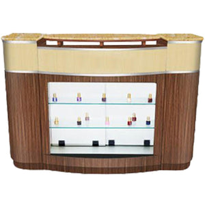 Mayakoba Mayakoba Verona II Reception Table Reception Desk - ChairsThatGive