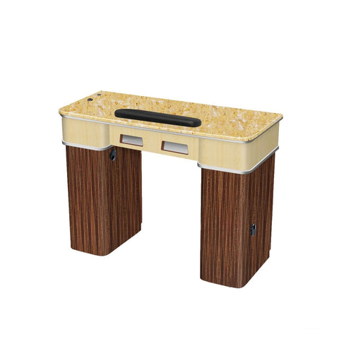 Image of Mayakoba Mayakoba Verona II Single Nail Table Manicure Nail Table - ChairsThatGive
