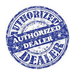 Image of Authorized<br> Dealer