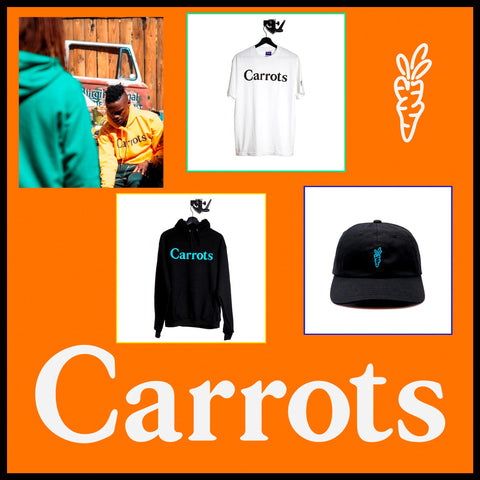 Carrots by Anwar Carrots just dropped at Backstage Market