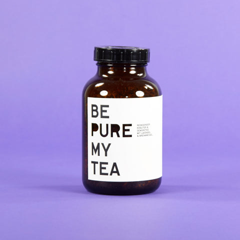 BE PURE MY TEA - casa jaguar