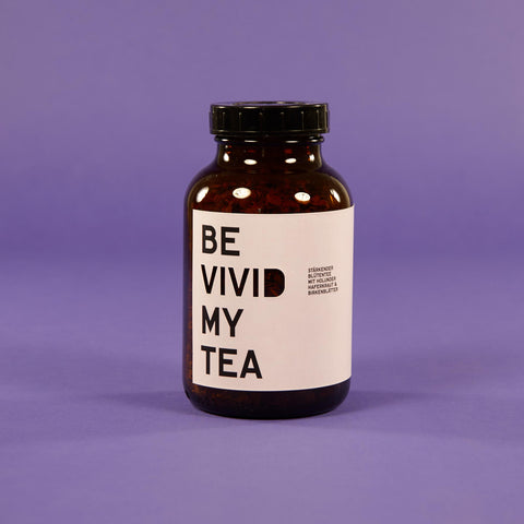 BE VIVID MY TEA - casa jaguar