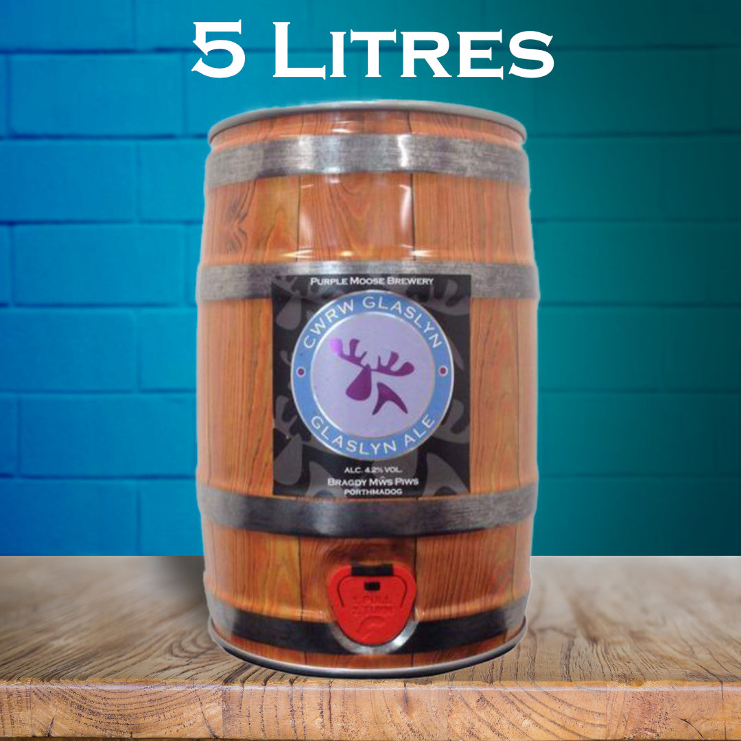 Glaslyn Ale (5L mini keg)