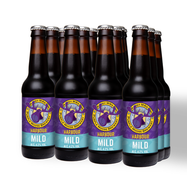 Harbour Mild (case 12x 330ml bottles)