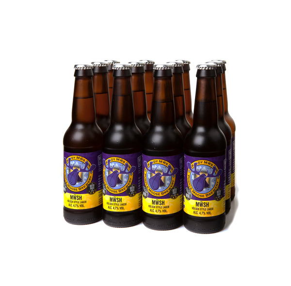 Case of 12 Mwsh (Kolsch style lager)