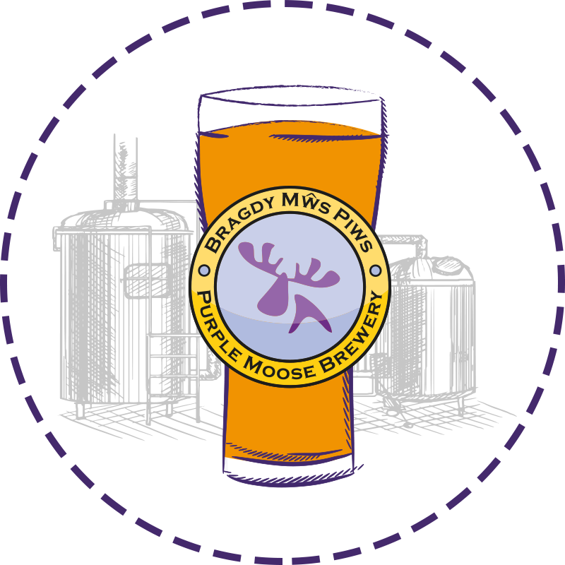 Purple Moose Brewery