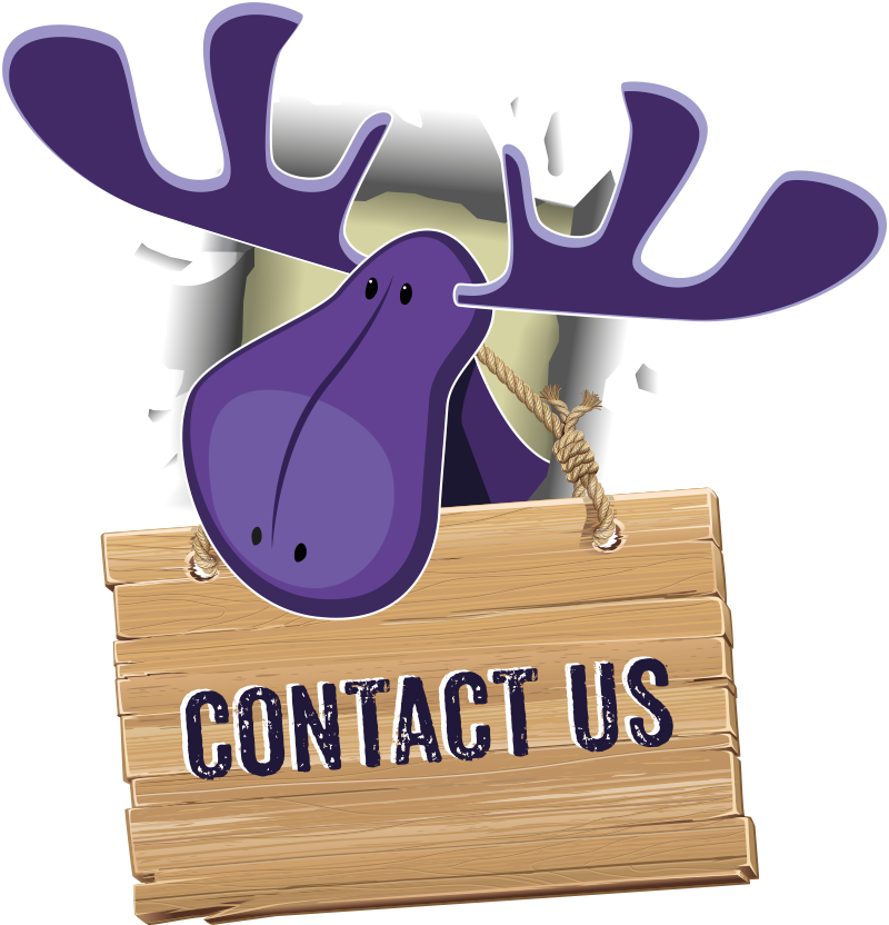 Contact Purple Moose
