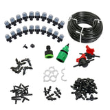 Garden Lawn Sprinkler Irrigation System Kits 20mts 20 sets