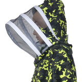 Beekeeping Protective Clothing Jacket Suit - Camouflage