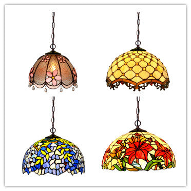 Tiffany Downlight Pendant Lights
