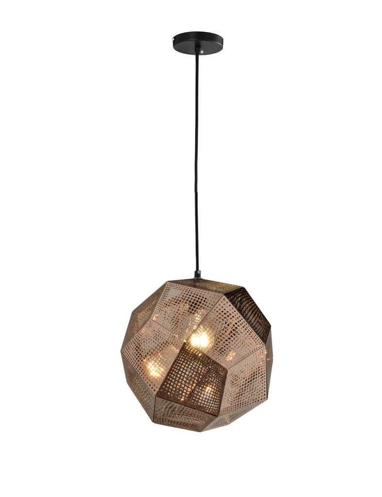 Replica Tom Dixon Etch Pendant