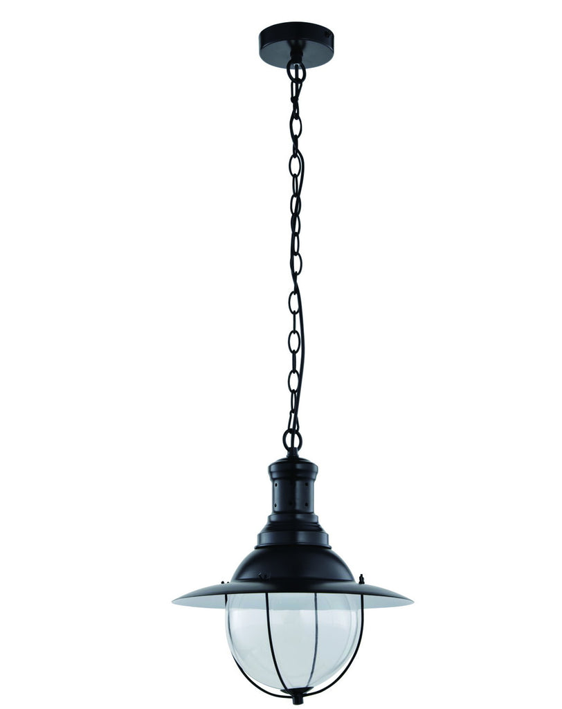 Vintage Industrial Loft Style Pendant Light Ceiling Lamp Black