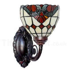 Baroque Style Tiffany Wall up lights wall Sconce