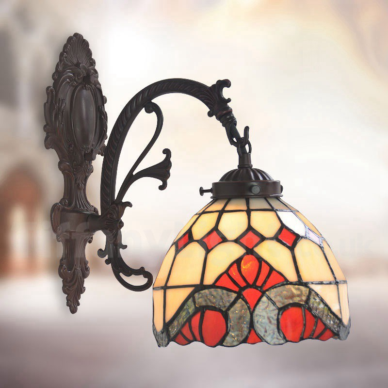 Baroque Style Tiffany Wall lights Down lights wall Sconce