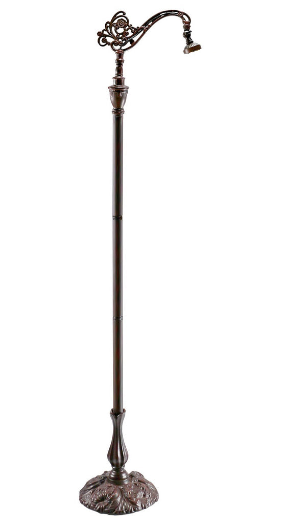 Bridge Arm  Floor Lamp base only