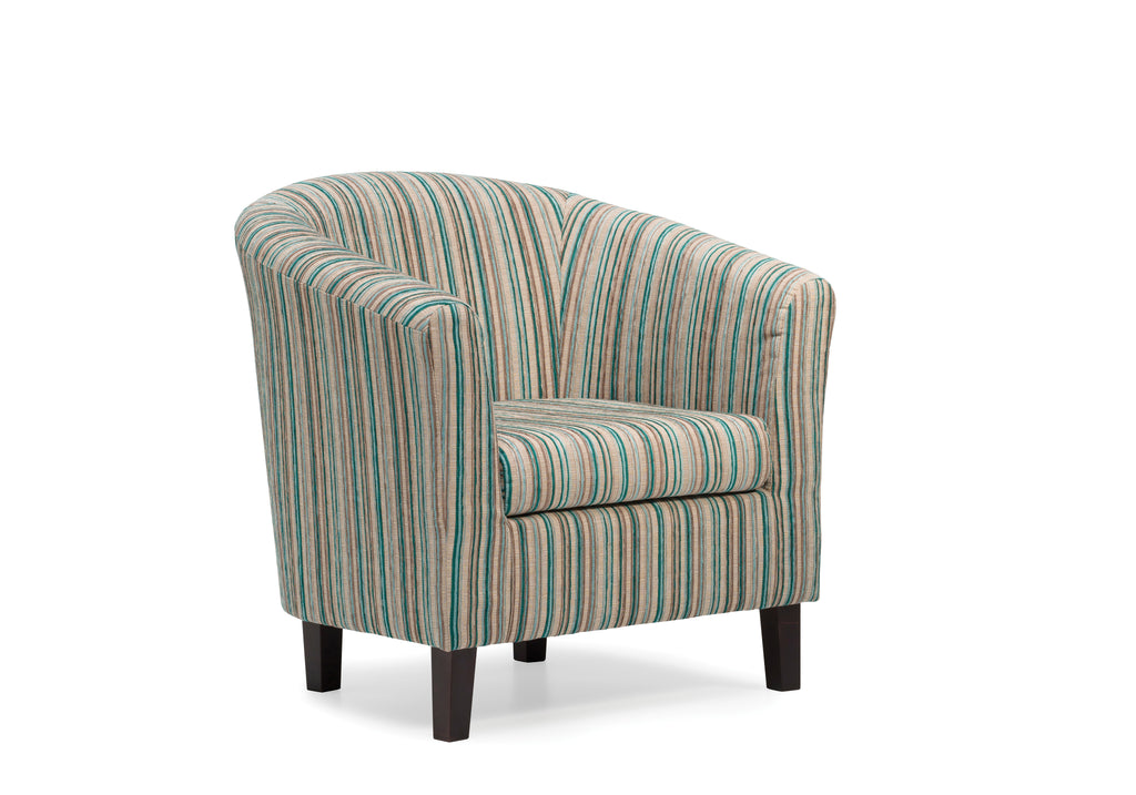 ... Dorset Stripe Tub Chairs
