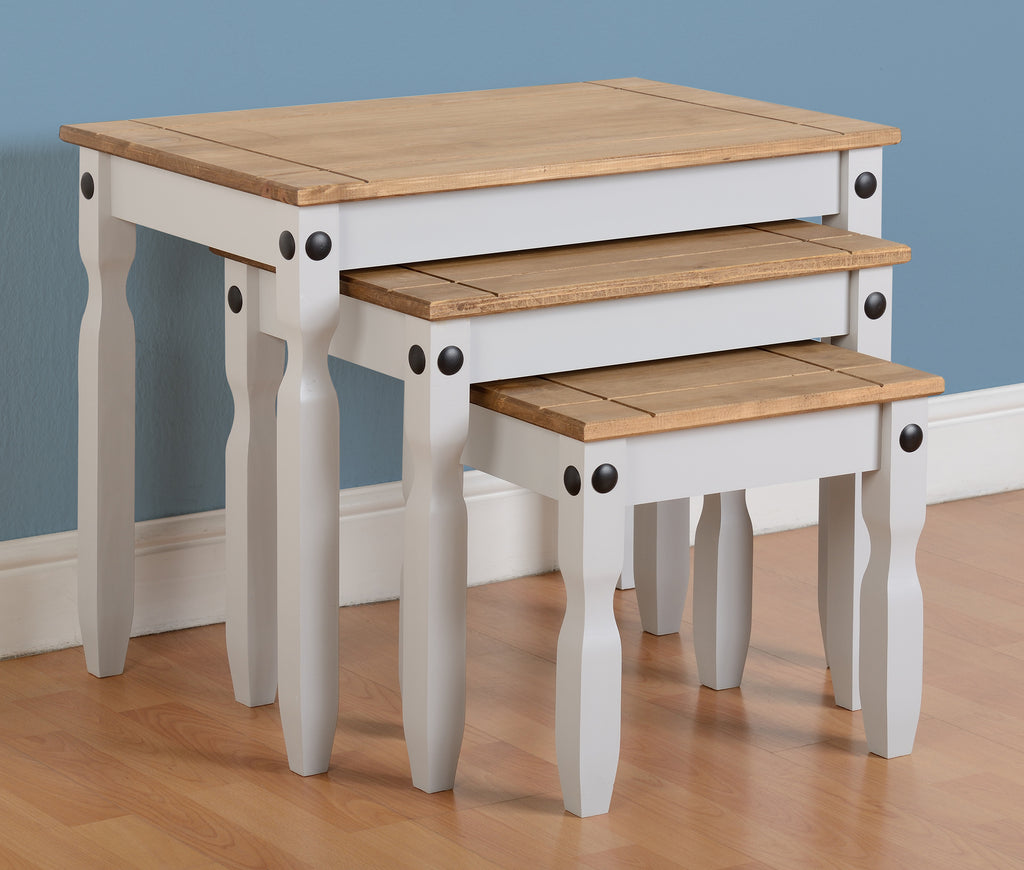 Nest Of Tables – Melior Rooms