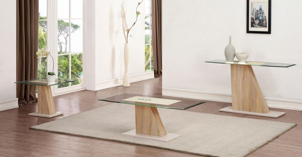 Oak and glass console table fabio oak glass console table melior rooms aloadofball Gallery