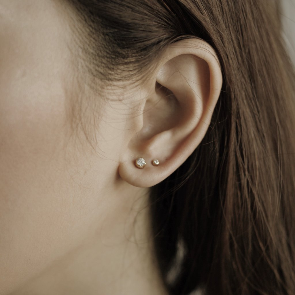 Solo Stud Earrings