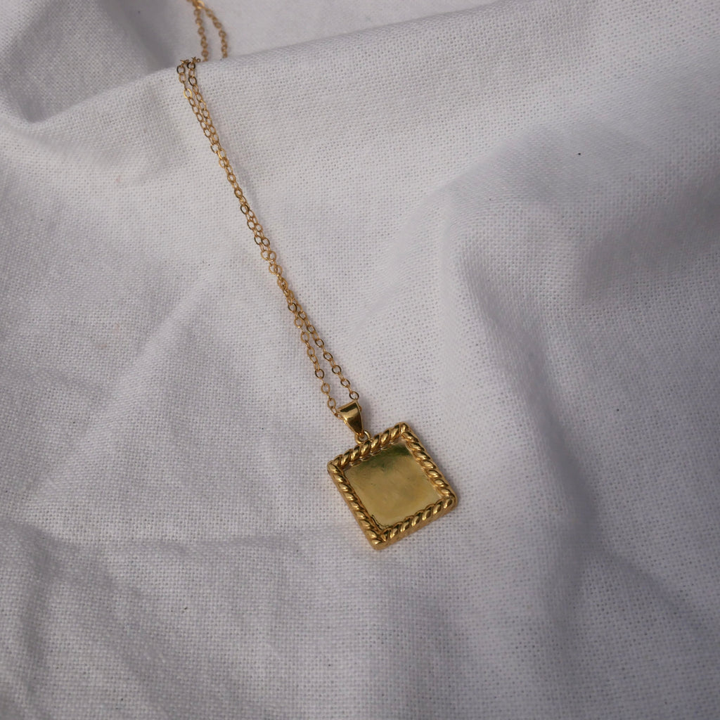 Square Medallion