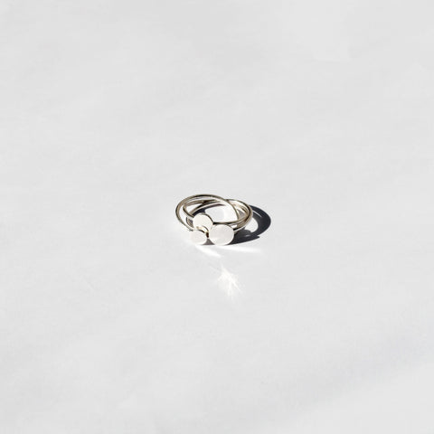 Triple Plate Ring