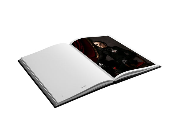PORTRAITS - limited photography book - PREORDER