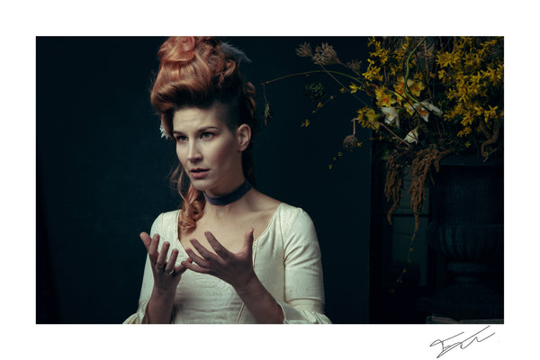 CHARLOTTE WESSELS FOR PORTRAITS