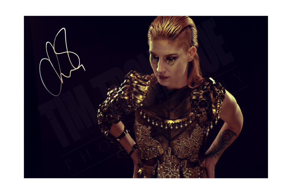 Charlotte Wessels - The Monarch print