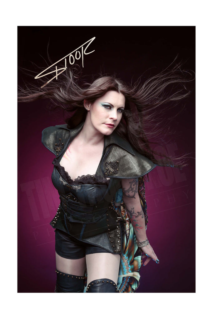 Floor Jansen - Ever Dream print