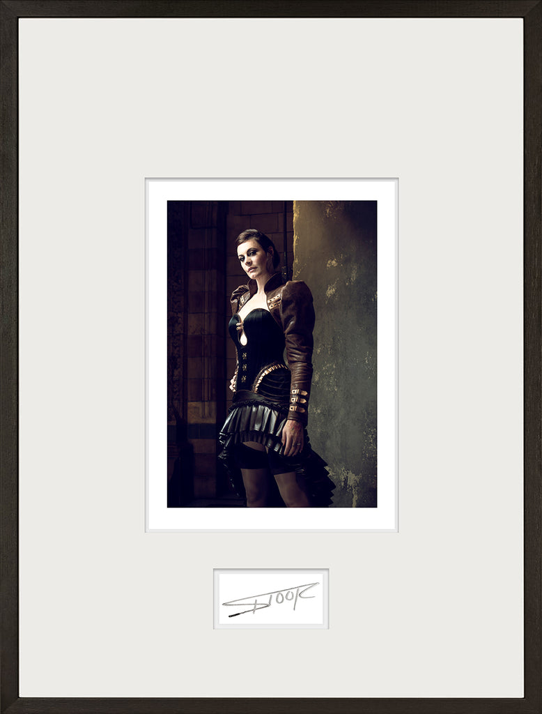 Floor Jansen - Ad Astra - Signed and framed print - limited to 3