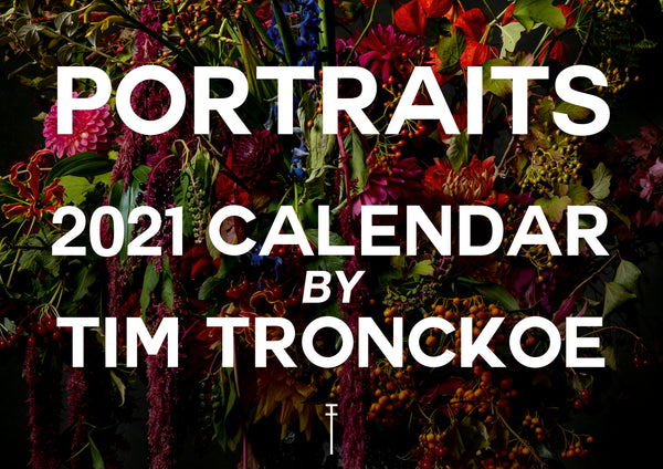 PORTRAITS 2021 CALENDAR - in support of PsychoseNet.be
